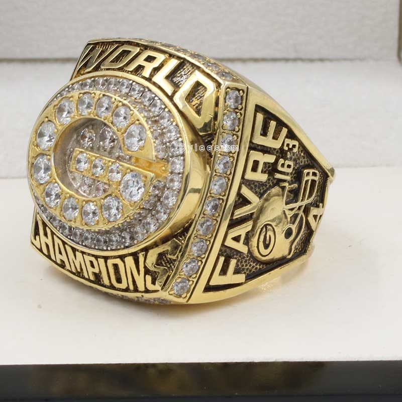 1996 packers super bowl ring