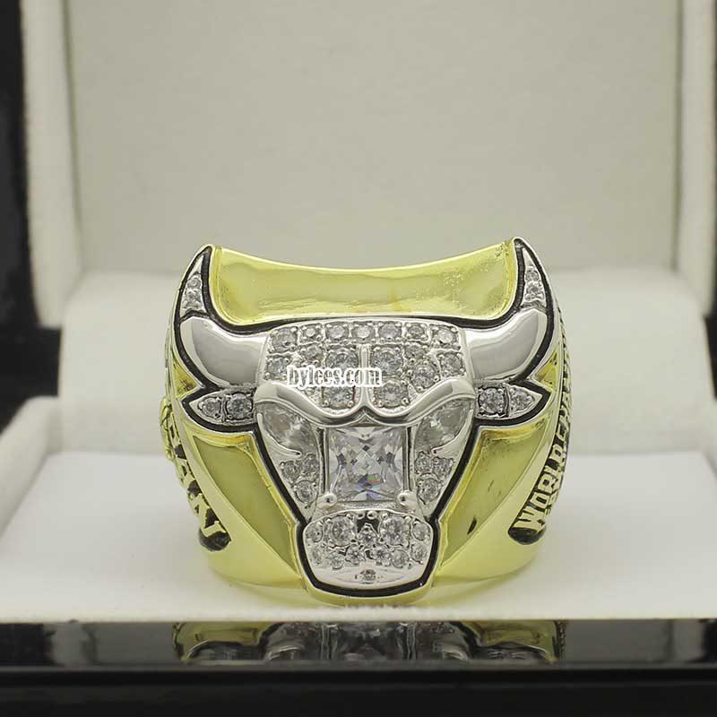 1997 nba championship ring