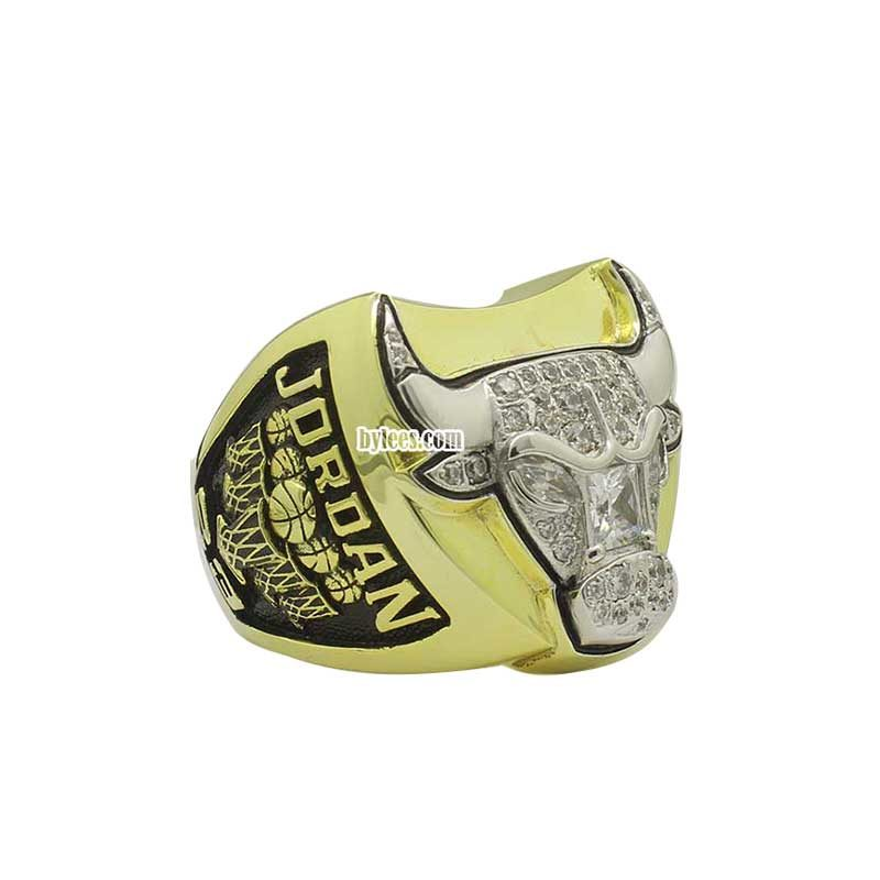 1997 chicago bulls ring (overview)