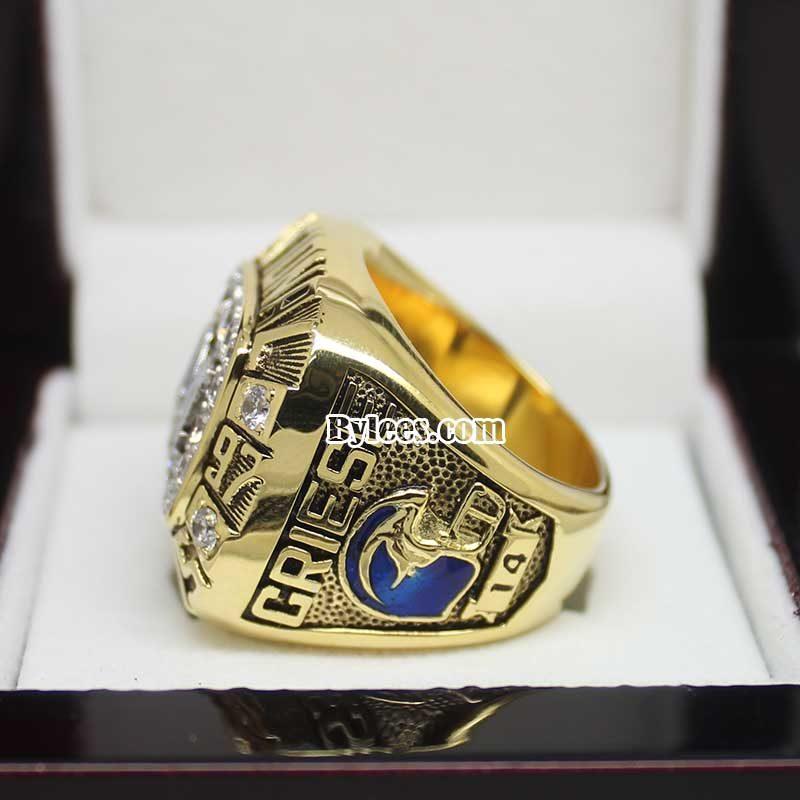 1997 Univerysity of Michigan National Championship Ring