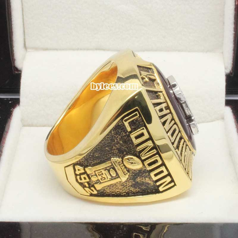 Nebraska 1997 Football National Championship Ring