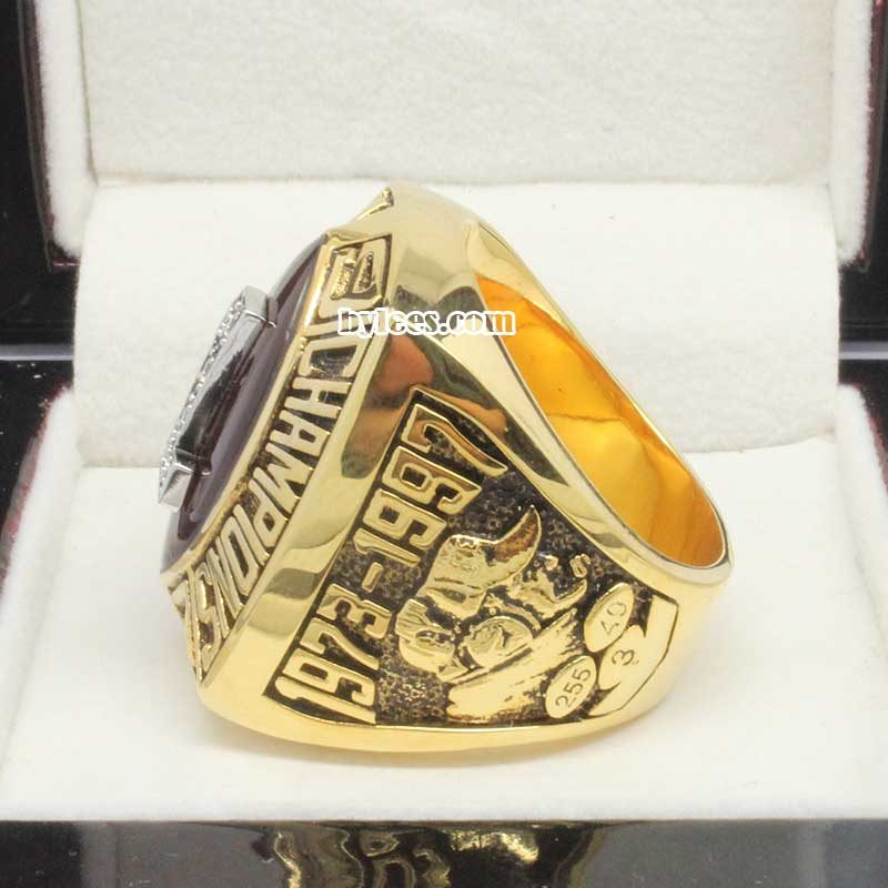 Nebraska Cornhuskers Football National Championship Ring 1997