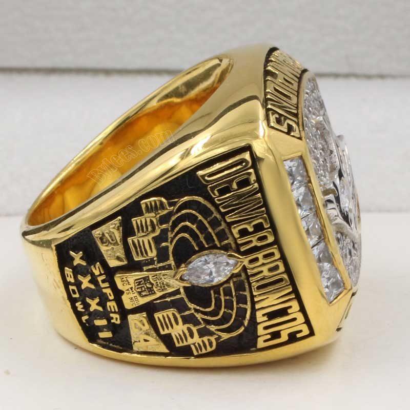 John Elway Super Bowl Ring 1997