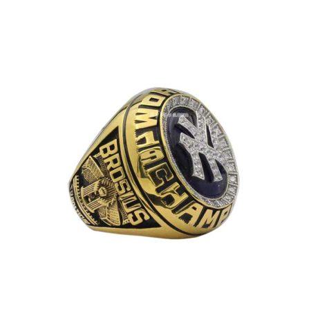 1998 yankees ring