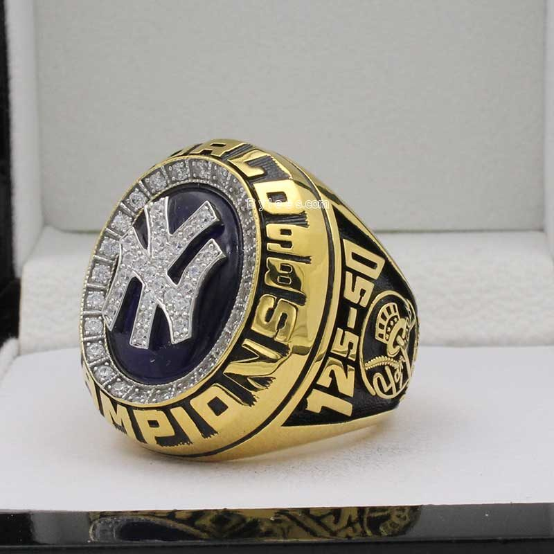 1998 world series ring