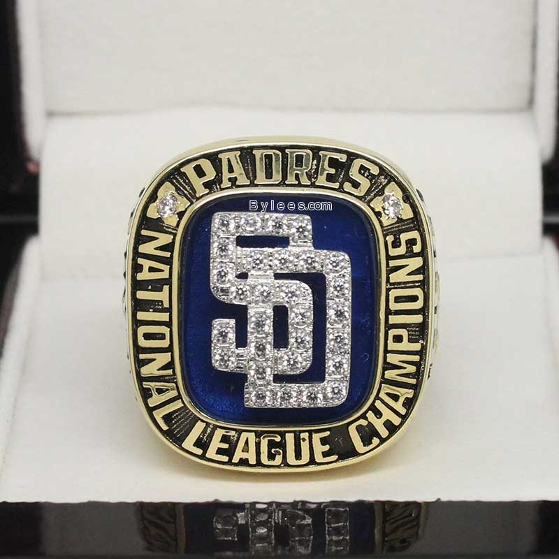 1998 San Diego Padres NL Championship Ring