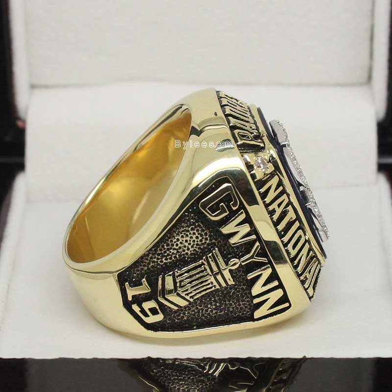 1998 National League Championship Ring
