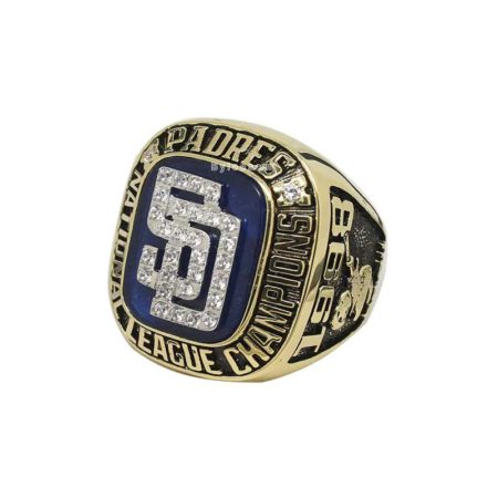 San Diego Padres National League Championship Ring 1998