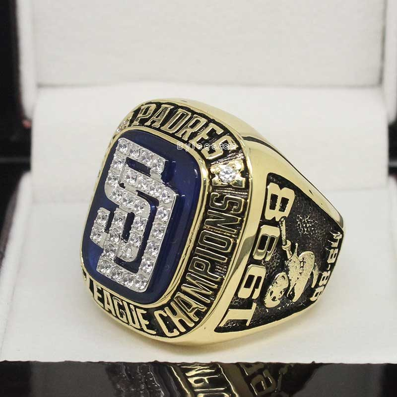 1998 San Diego Padres Championship Ring