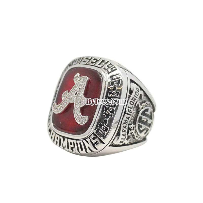 1999 bama SEC championship Ring