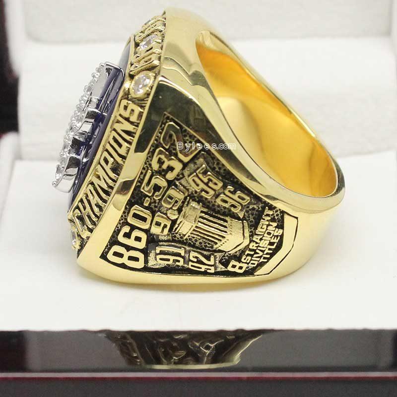 Atlanta Braves 1999 Championship Ring
