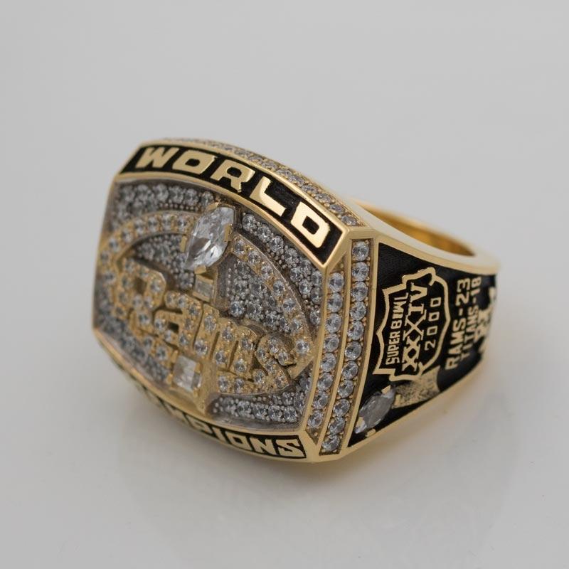 1999 super bowl ring