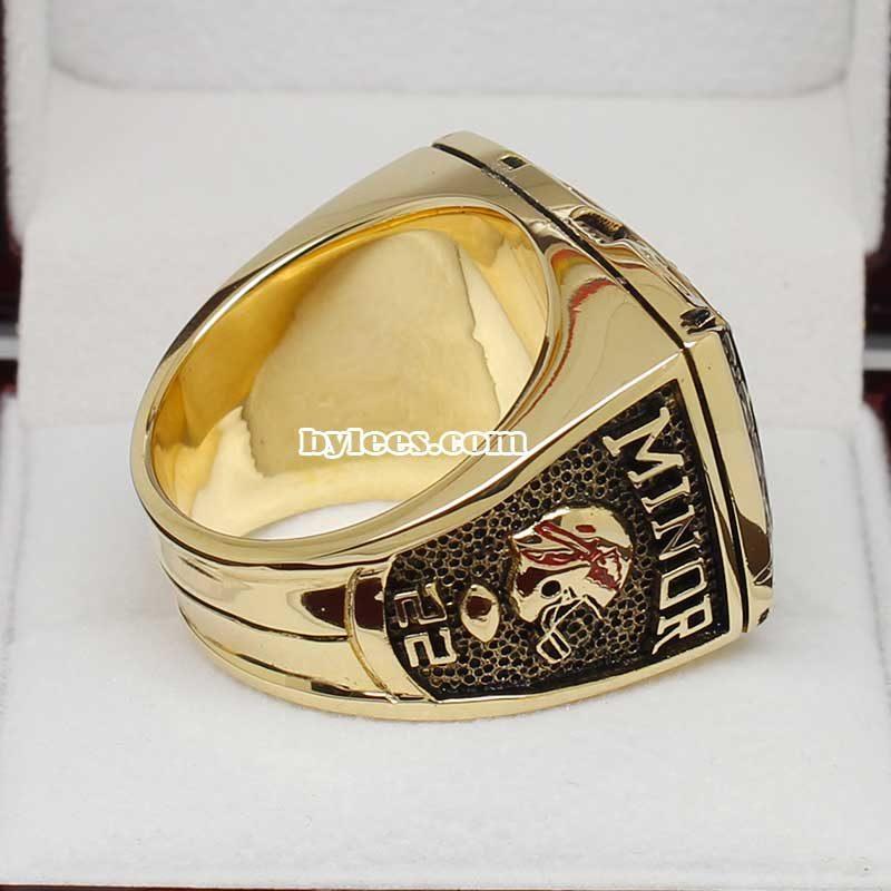 2000 FSU Seminoles ACC Championship Ring