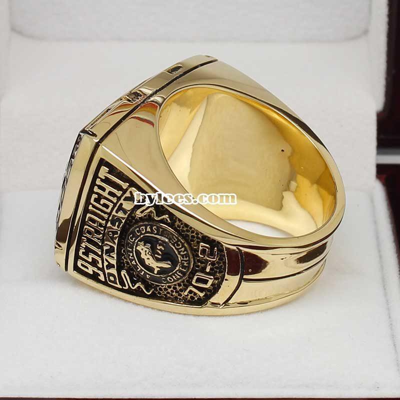 2000 Florida State Seminoles ACC Championship Ring