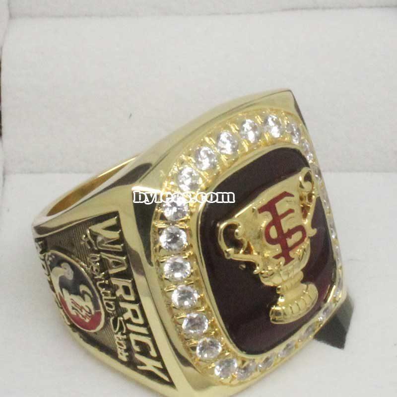 2000 FSU Sugar Bowl Championship Ring