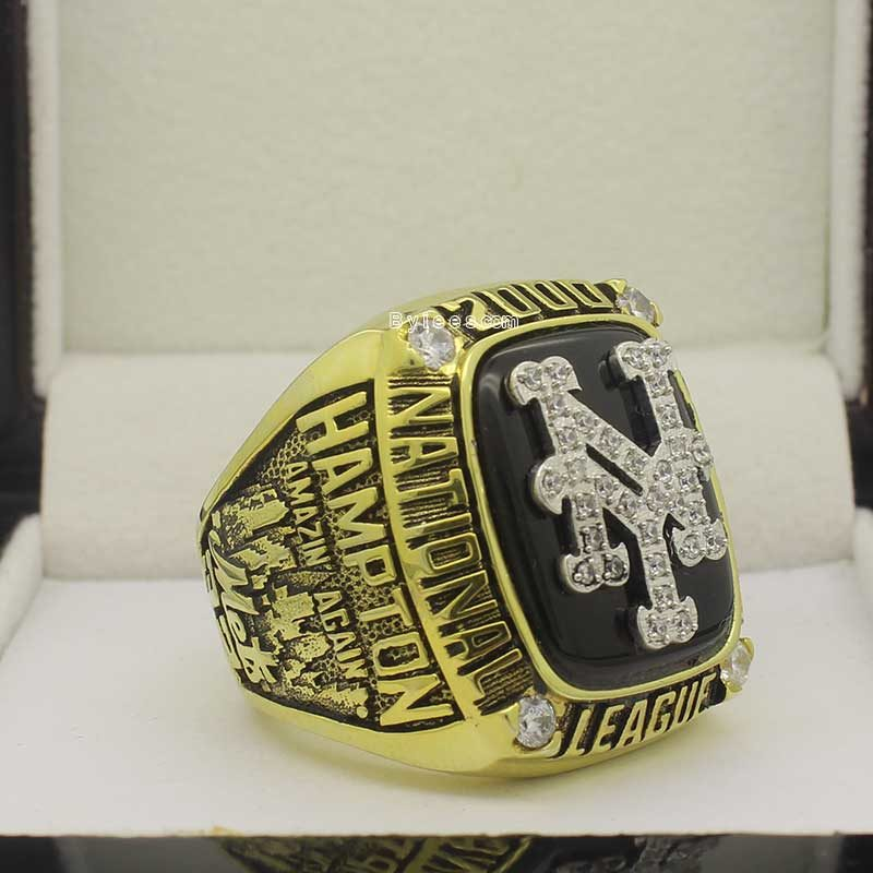 2000 New York Mets National League Championship Ring