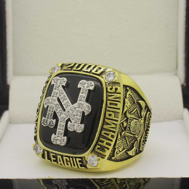 new york mets championship ring (2000)