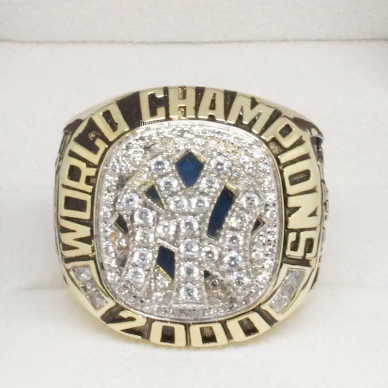 yankees 2000 world series ring