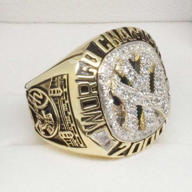 2000 yankees world series ring