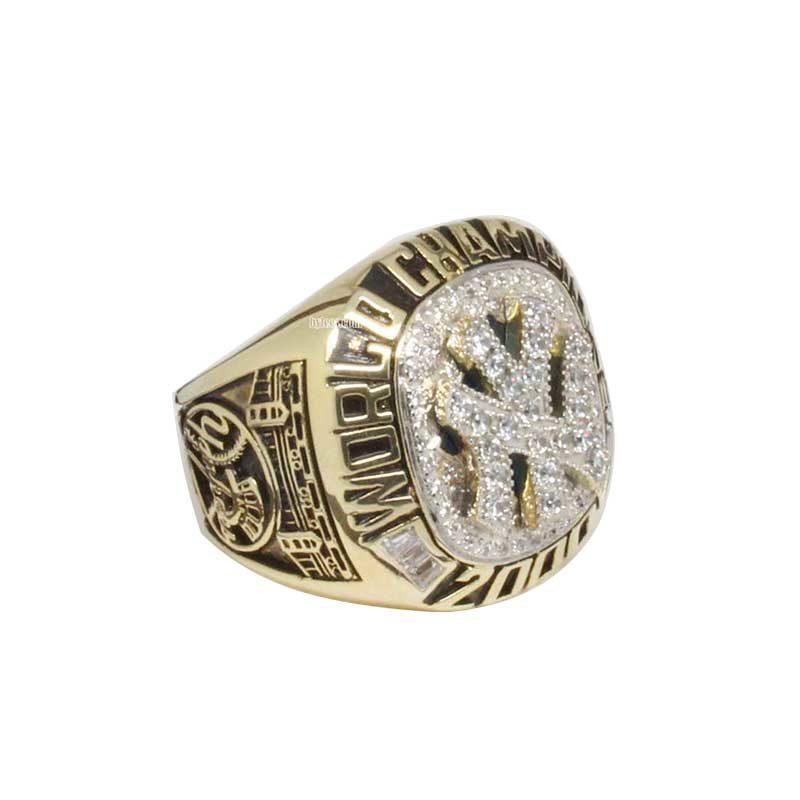 2000 yankees ring