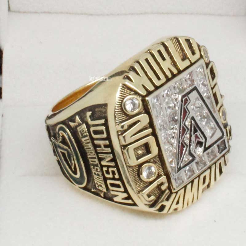 2001 world Series Ring