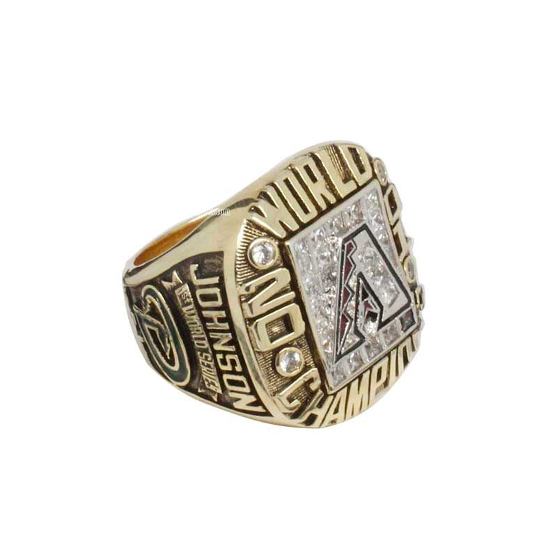 Diamondbacks 2001 World Series Ring