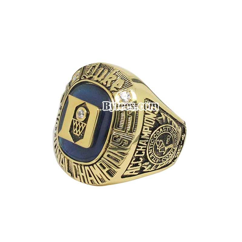 Duke National Champions  Rings