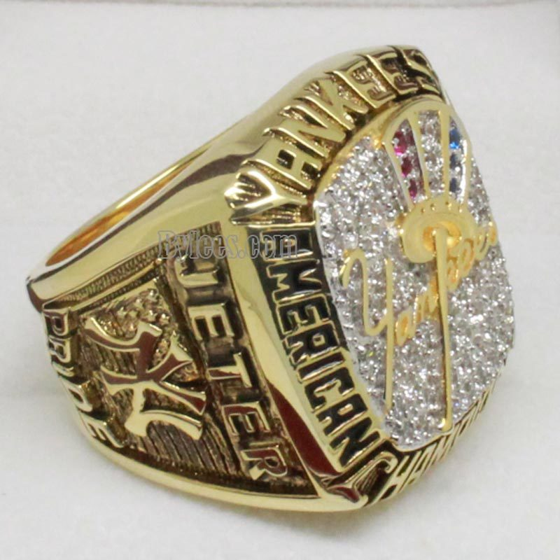 2001 new york yankees al championship ring