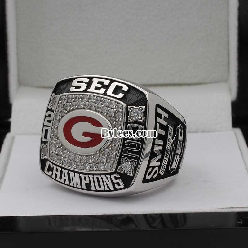 2002 Georgia SEC Championship Ring
