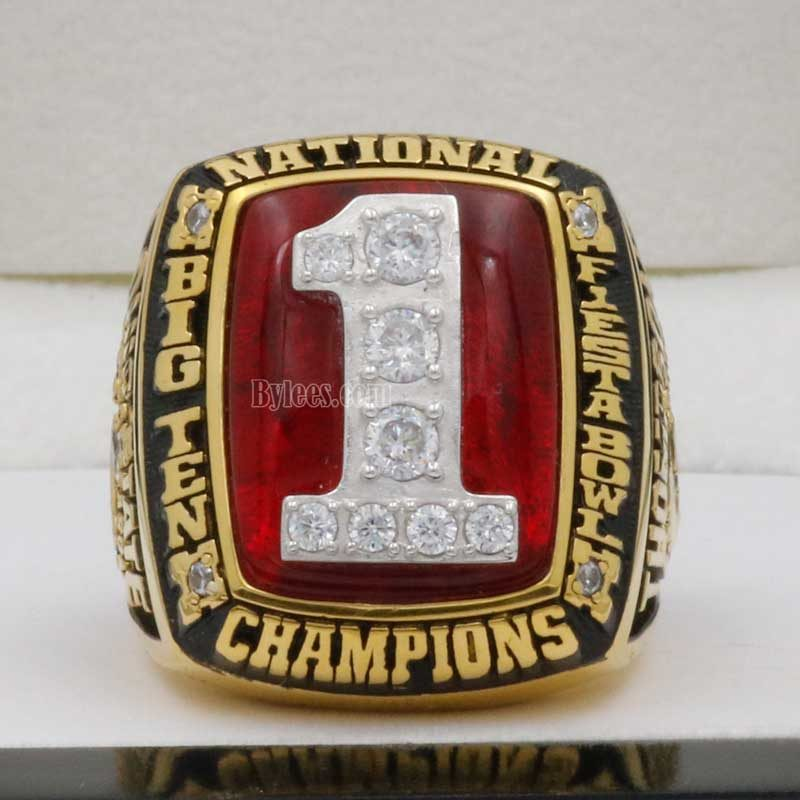 2002 Ohio State Football National Championship Ring