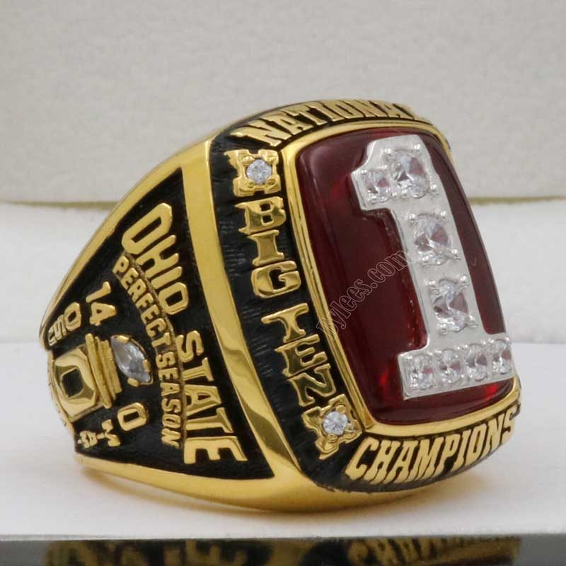2002 Ohio State National Championship Ring