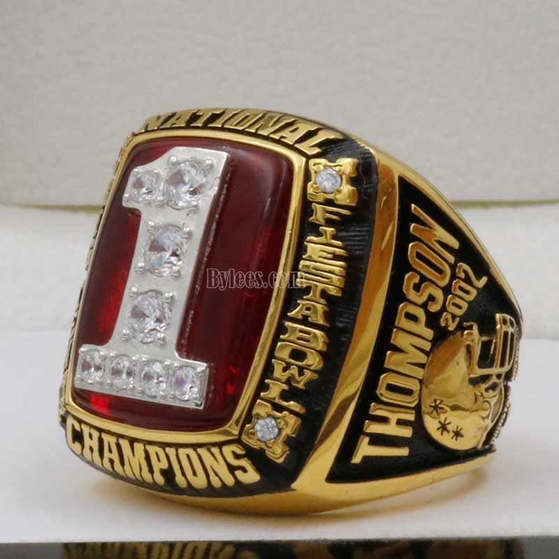 2002 OSU National Championship Ring