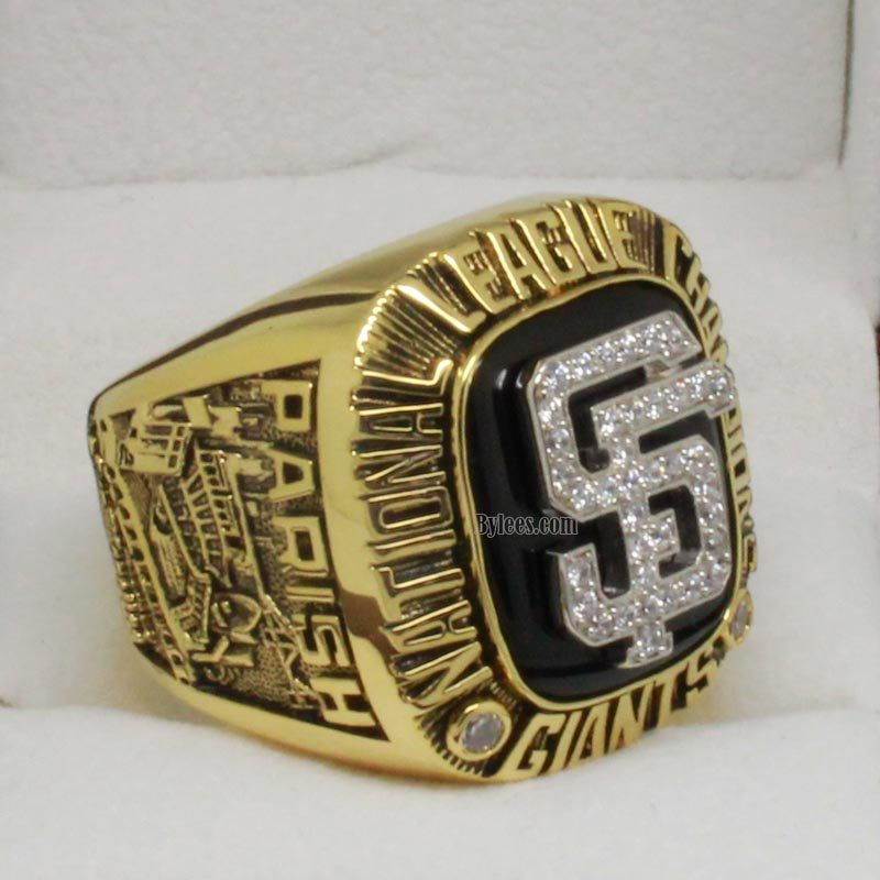MLB Giants 2002 National League Championship Ring
