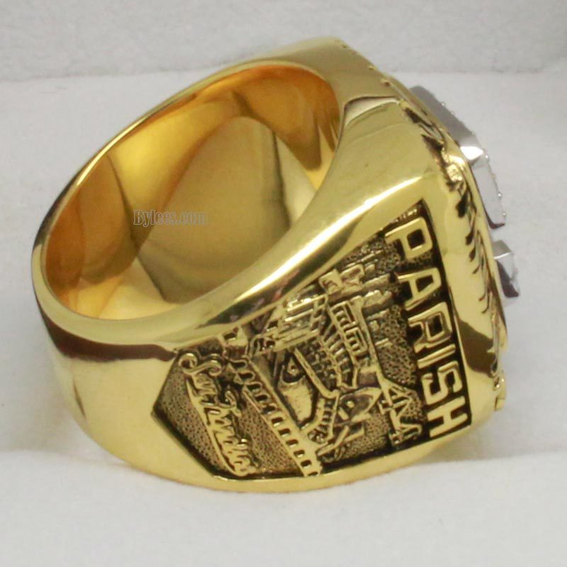 2002 Giants National League Championship Ring