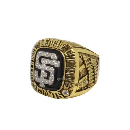 MLB Giants 2002 Championship Ring