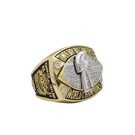 2002 Tampa Bay Buccaneers Championship Ring