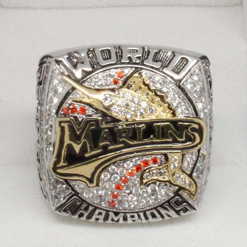 2003 world series ring