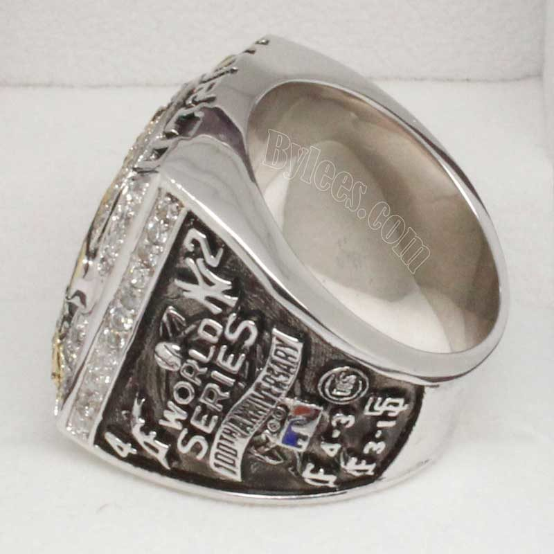 2003 Florida Marlins World Series Ring