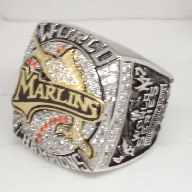 2003 Marlins Championship Ring