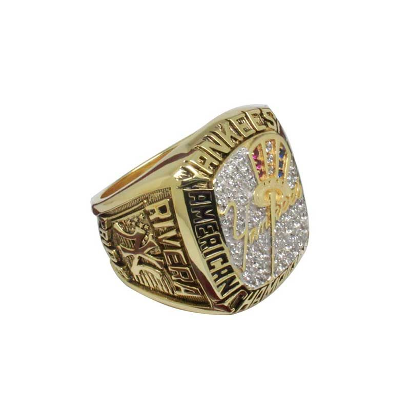 2003 New York Yankees American League Championship Ring