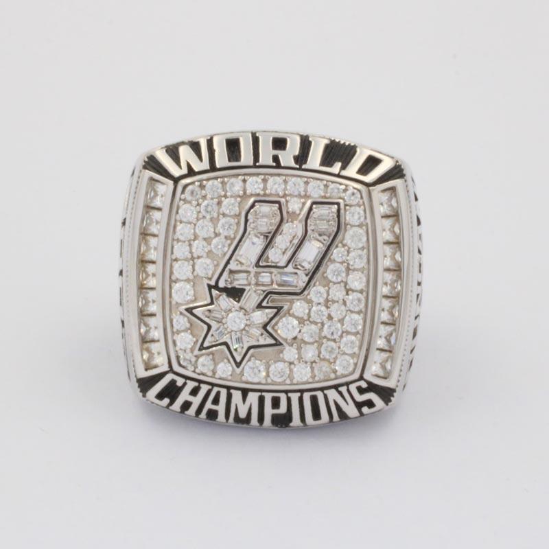 2003 San Antonio Spurs NBA Championship Ring