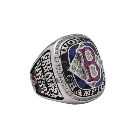 2004 red sox championship ring