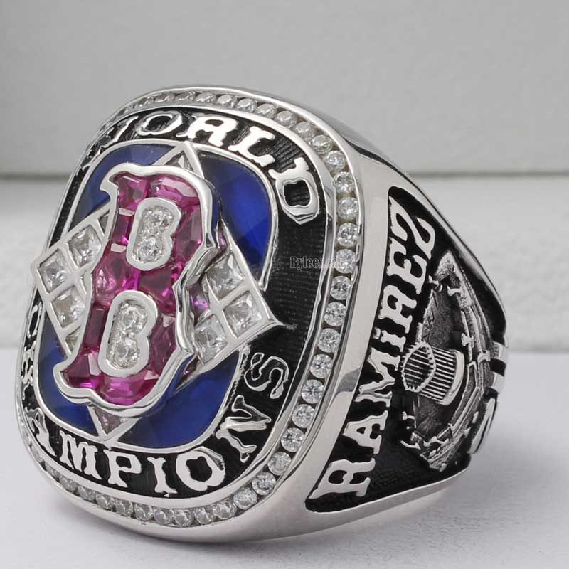 2004 red sox ring