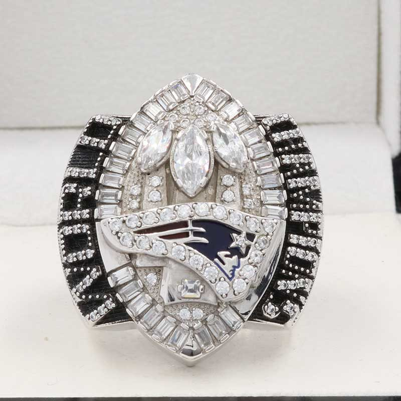 new england patriots rings 2004