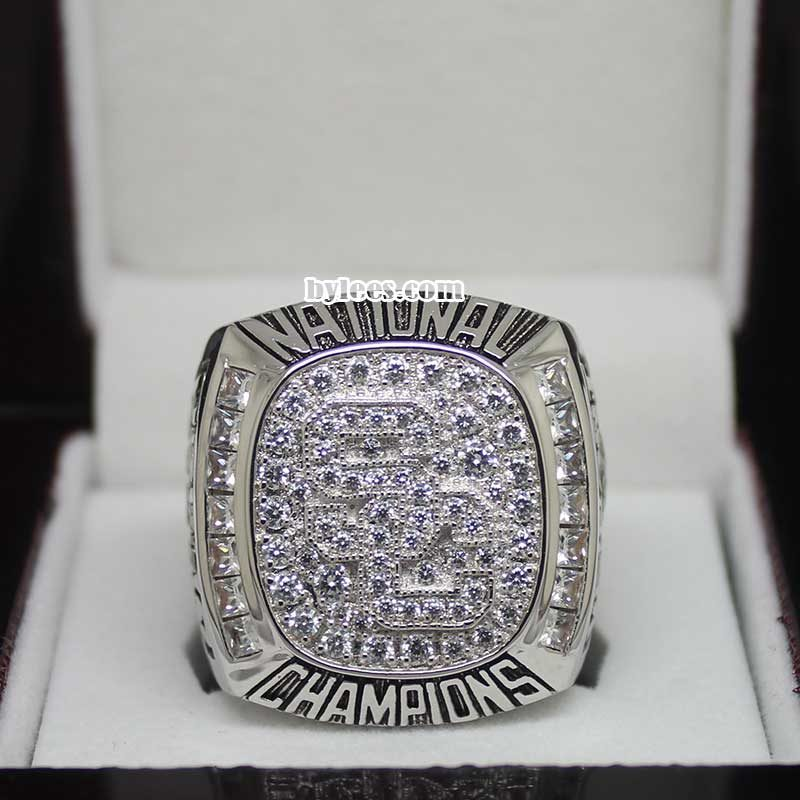 2004 USC National Championship Ring