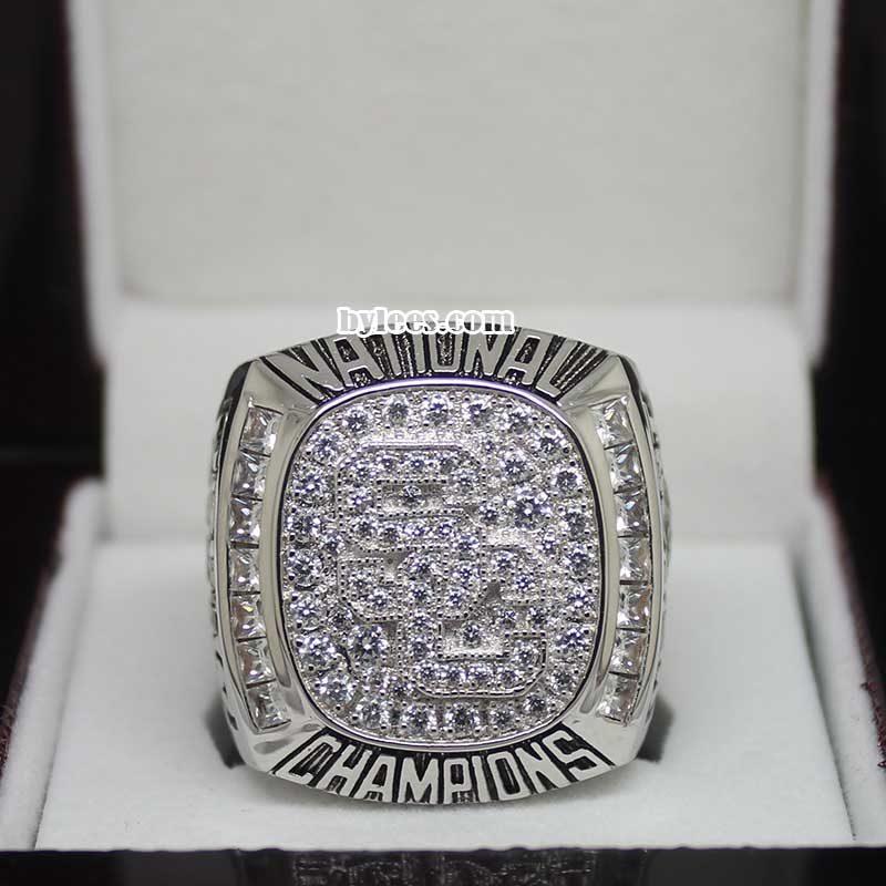 2004 USC National Championship Ring