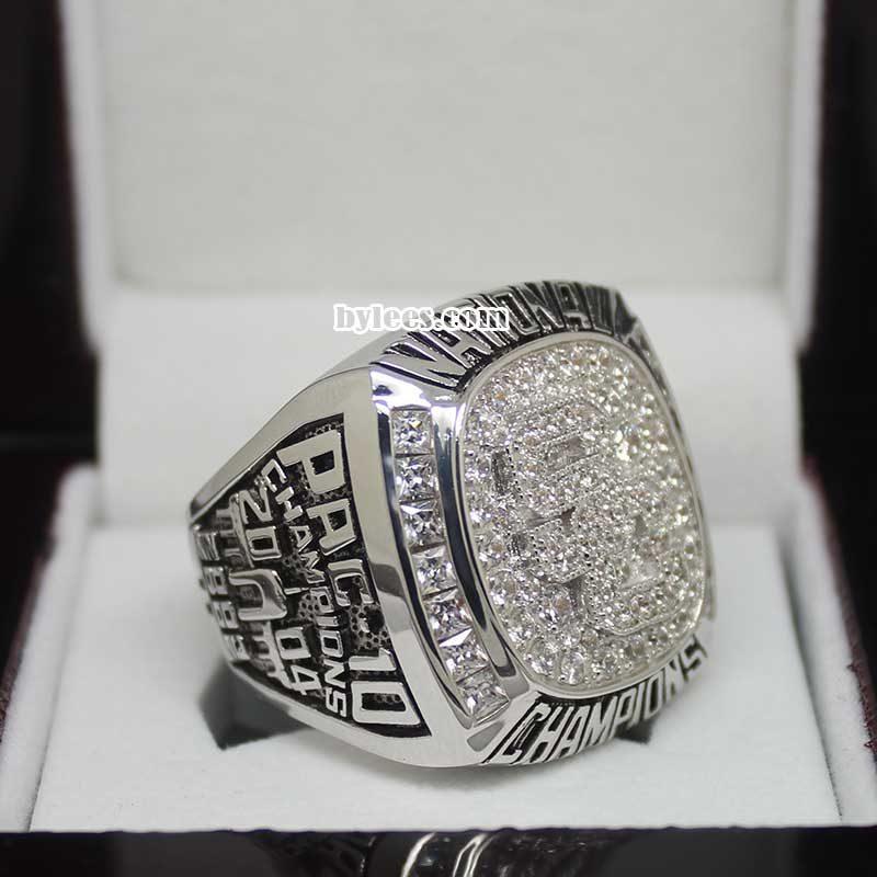 2004 USC Championship Ring