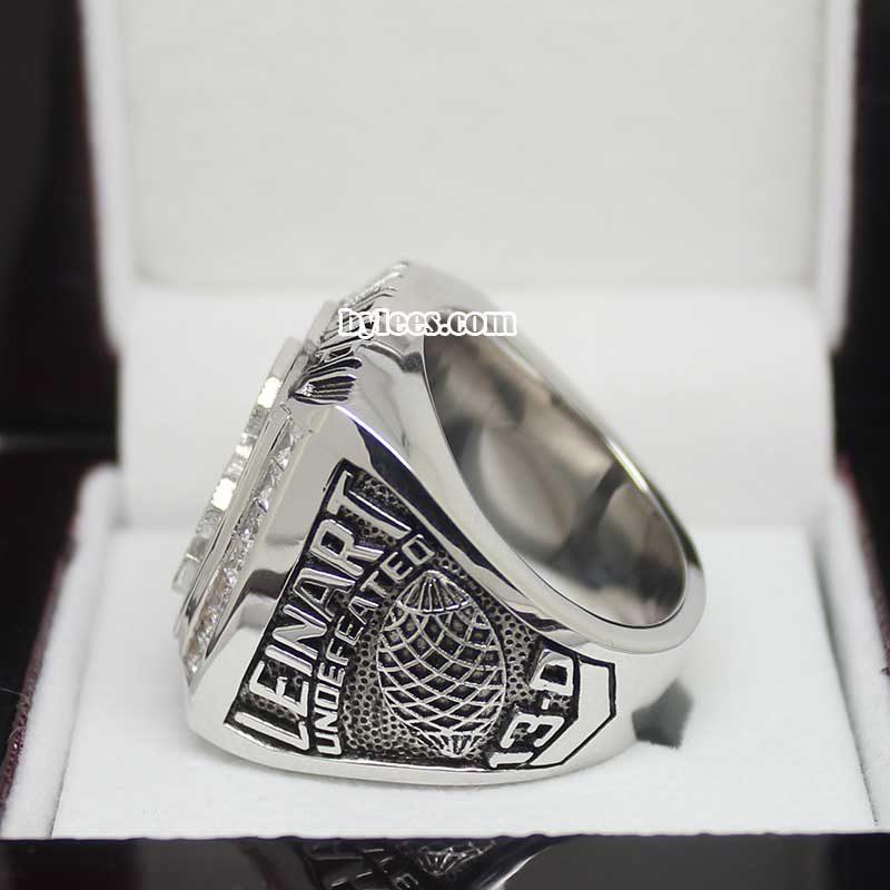 USC Trojans 2004 National Championship Ring
