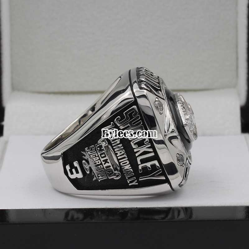 2005 Bulldogs SEC Championship Ring
