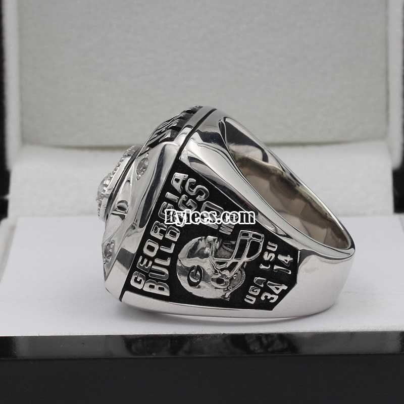 Georgia Bulldogs 2005 SEC Championship Ring